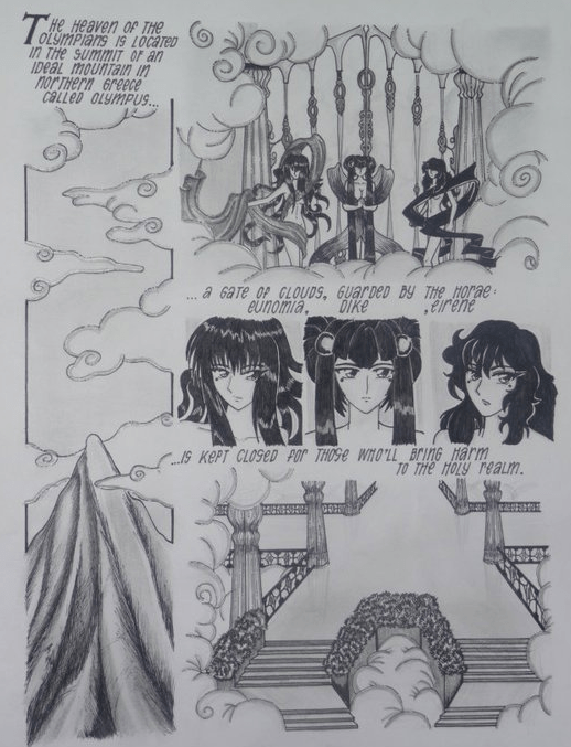 CHAPTER 1 page 1 dioses