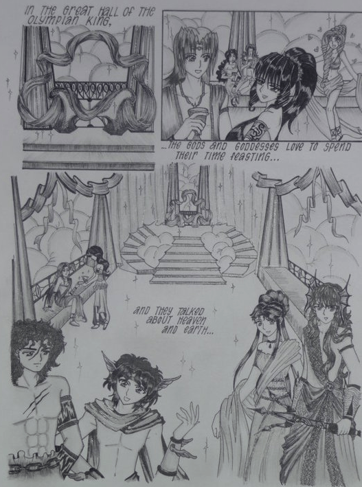 CHAPTER 1 page 2 dioses