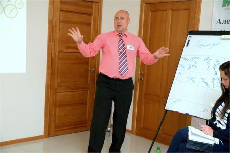 Тренинг по маркетингу и продвижению