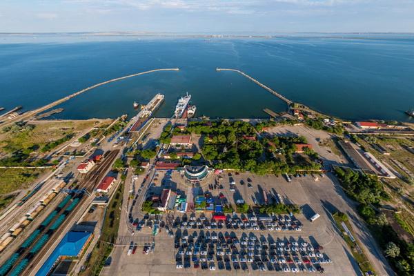 Порт Тамань