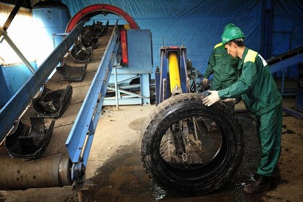 Переработка автомобильных шин в Дагестане