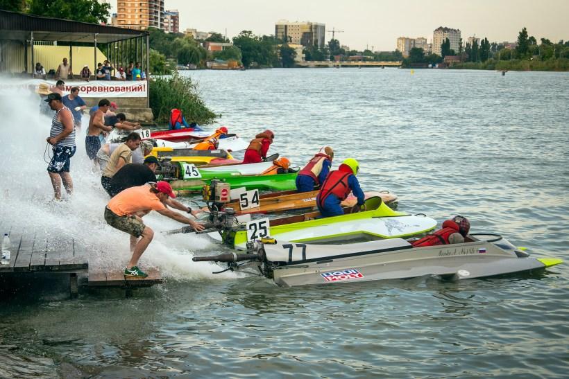 Чемпионат России по водно-моторному спорту