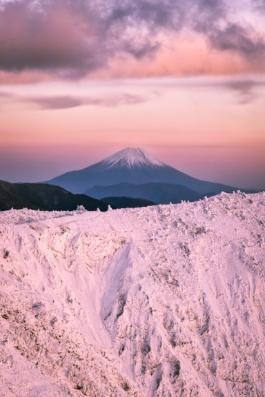 Yuga Kurita Mount Fuji Southern Alps December Winter_DSC0785