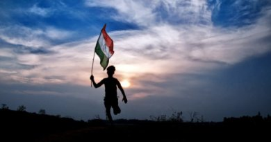 Patriotism vs Separatism