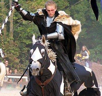 Fantasy knight. Guy of Gisbourne was it?