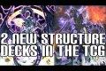 Dinosmashers & Machine Reactor structure decks SPOILERS!