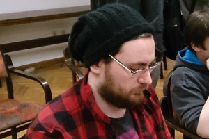 Matej Lavrinšek, pobjednik Spring challengea 2015
