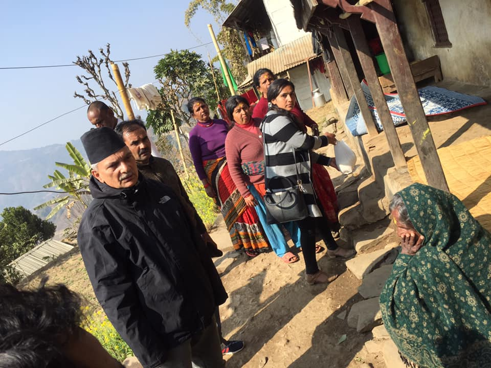 समावेशी विकासका लागि देश बुझ्दै नयाँ शक्ति नेपालः पुर्वप्रधानमन्त्री डा.बाबुराम भट्टराई