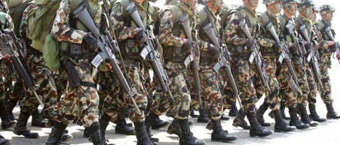 दशगजा क्षेत्रमा नेपाल प्रहरी, सशस्त्र प्रहरी र भारतीय सीमा सुरक्षा बल