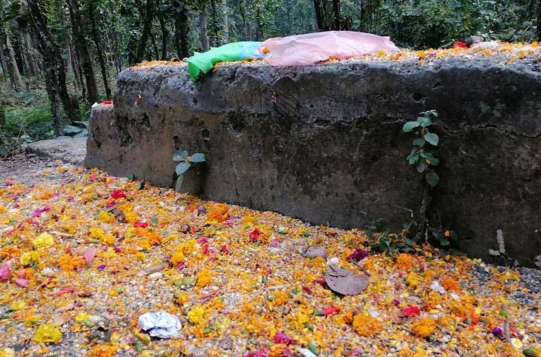 सुनसरीको बराहक्षेत्र र रामधुनीमा सतबीज छर्नेको भीड