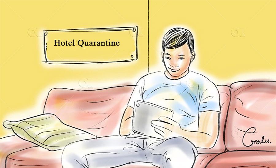 विदेशबाट फर्केका ११ सय नेपालीमात्र होटेल क्वारेन्टिनमा