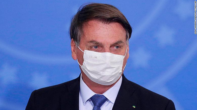 ब्राजिलका राष्ट्रपति जायर बोल्सोनारोलाई कोरोनाभाइरसको संक्रमण पुष्टि