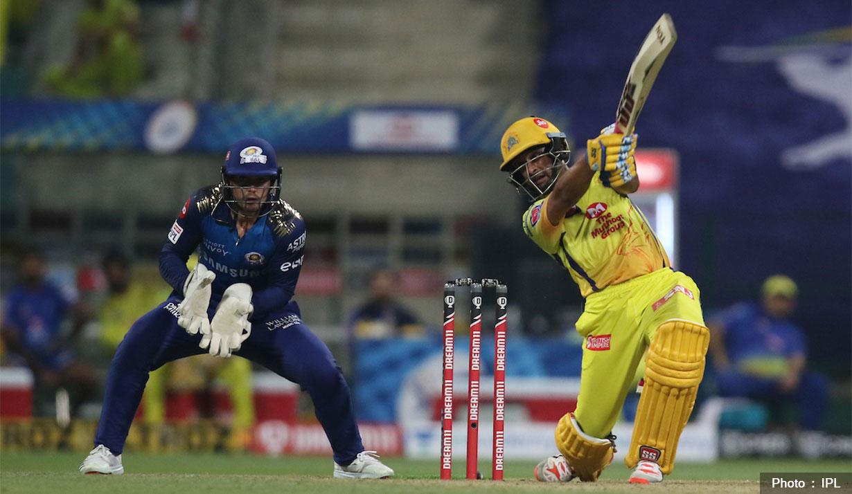 आईपीएल : मुम्बईलाई ५ विकेटले हराउँदै चेन्नाईको शानदार सुरुवात