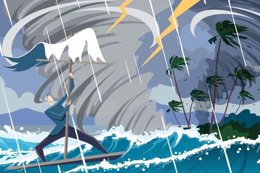 जलवायु परिवर्तनले देखाएको ३ दशकपछिको अँध्यारो भविष्य
