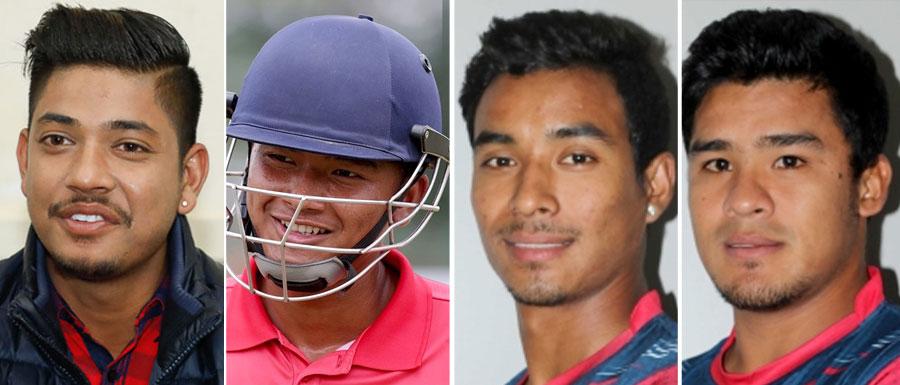 यी चार खेलाडी देखिने छैनन् पीएम कप क्रिकेटमा