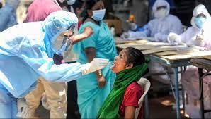 भारतमा थप १ लाख ३ हजार ७ सय ९३जनामा कोरोना भाइरसको संक्रमण