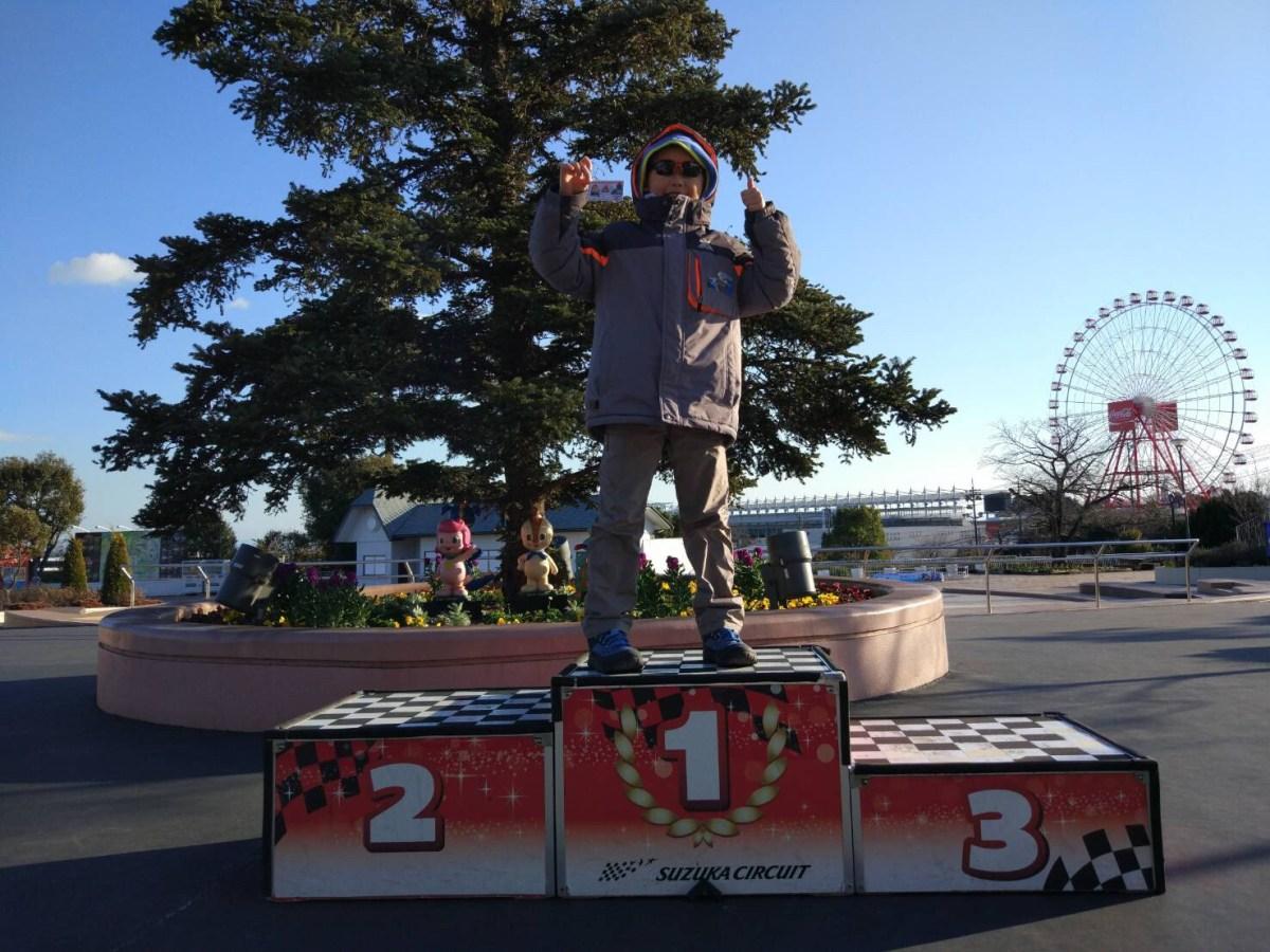 2018寒假名古屋之旅—日本鈴鹿賽道樂園 – yuhungblog