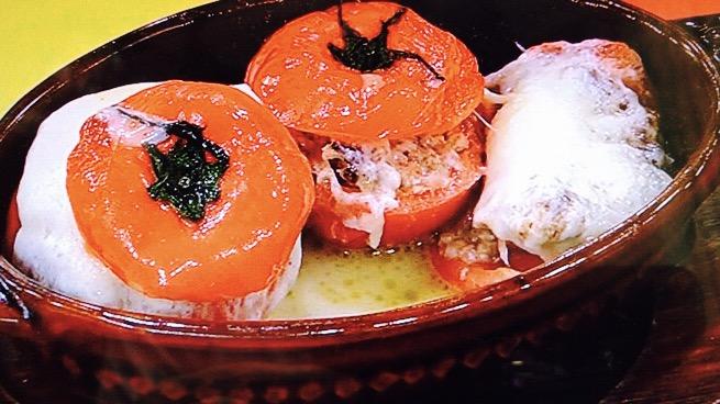 そばの実のトマトファルジ/NHKあさイチ