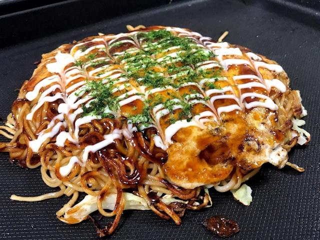 広島風お好み焼き/キューピー3分クッキング