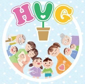 子育て応援イベント子育てハグフェスロゴ