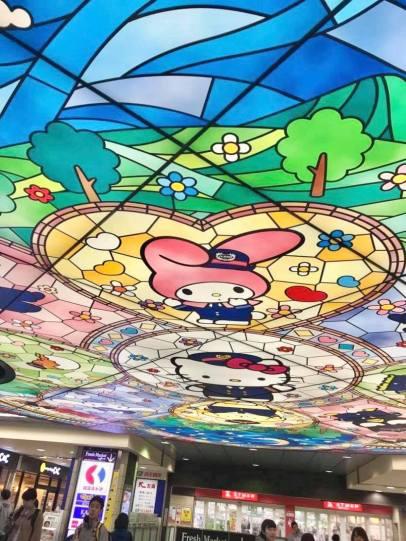 東京三麗鷗彩虹樂園