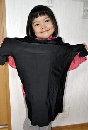 加圧Tシャツとわたしイメージ