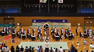 桜丘高校和太鼓部