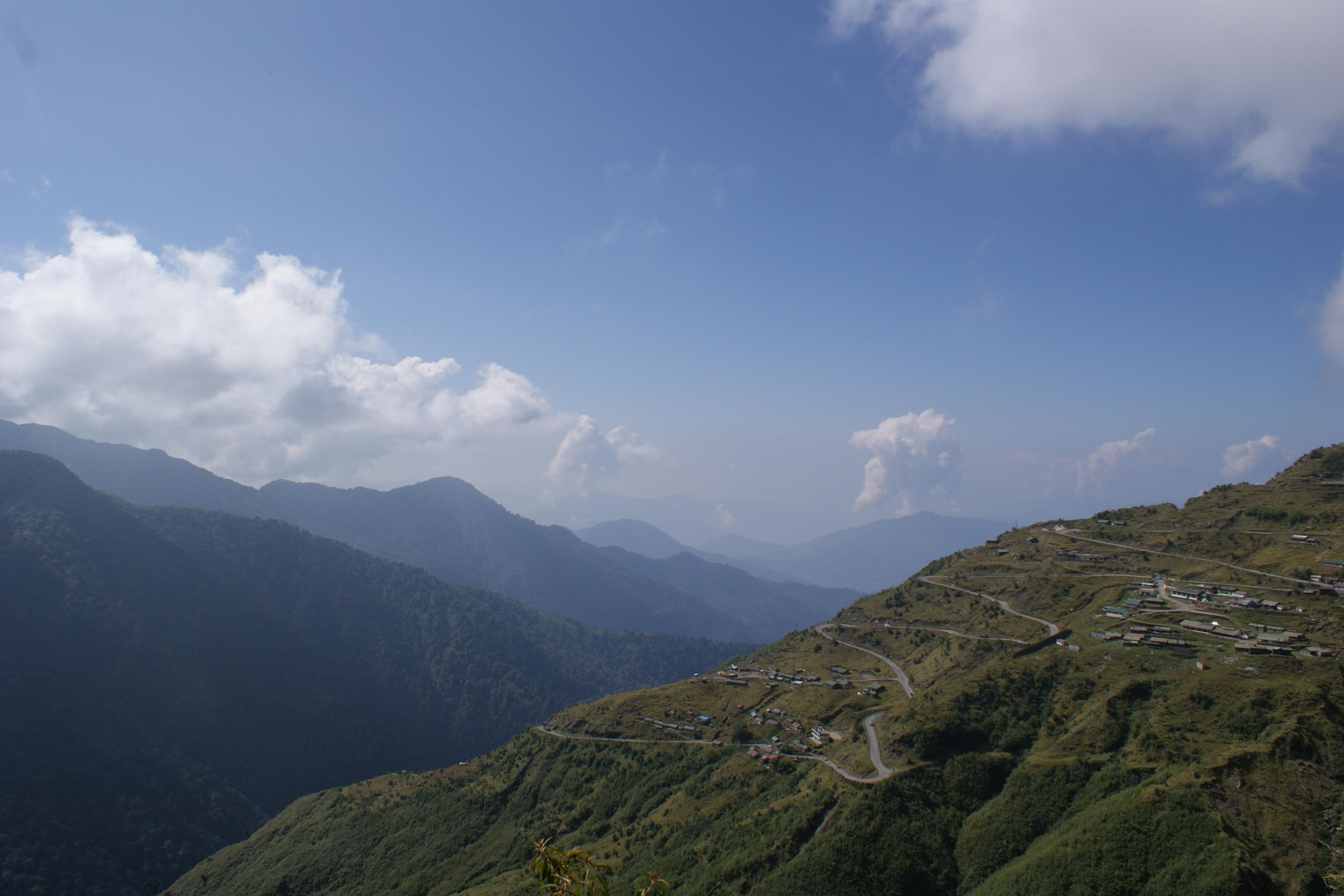 繁榮的山中城邦:錫金   一個女生的印度漫遊