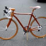 木製自転車