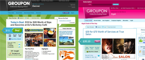 What Businesses Need To Know About Groupon and Groupon-Clones