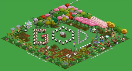 God Farmville Gamification