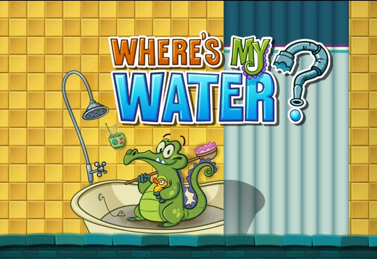 games like wheres my water