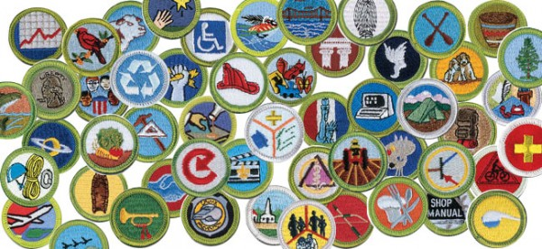 Points badges and leaderboards The Gamification Fallacy – Communications Merit Badge Worksheet