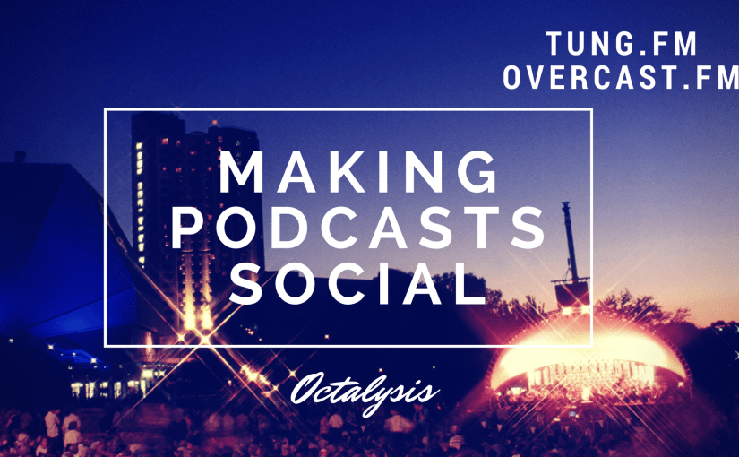 Why Social Podcast Players Are Next: True Discovery in Overcast and Tung