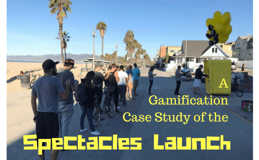 Gamification Analysis: How Snapchat Launched Spectacles