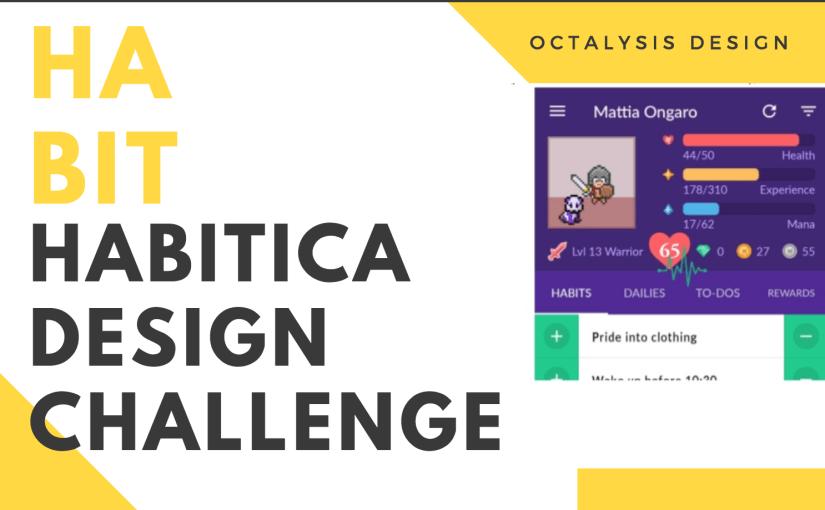 Mattia's Habitica Design Challenge Entry