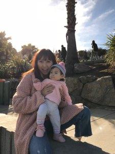 Mami and baby
