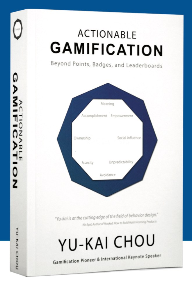 octalysis - Gamification book