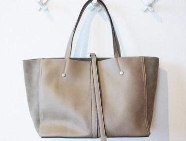 コートとバッグの組合せ!TPOや季節に合わせて同じ色に!