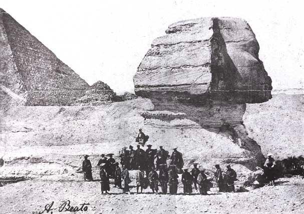 ピラミッドを知りましょか?初めて見た日本人・目的・名前の由来とか。