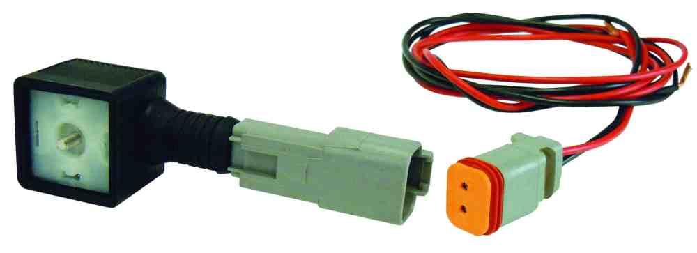 medium resolution of wiring harness for din to deutsch connector