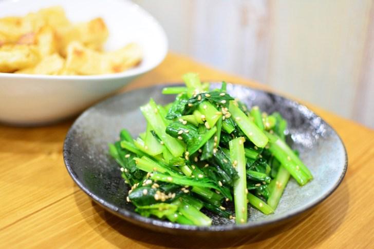 小松菜のナムル♪たまにはおひたしじゃなく気分転換♪簡単でやみつきになるお手軽レシピ♪