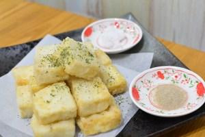 家飲みを楽しもう♬豆腐の塩唐揚げのレシピ★