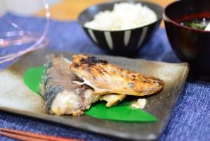 フライパンで簡単♬サバの西京焼きのレシピ★