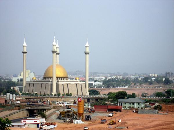 National Mosque, Abuja, Nigeria