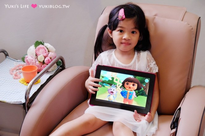 分享【台灣淘米‧Dora的探險樂園】超好玩親子學習英文APP推薦、小孩最愛的朵拉就是有股魔力!