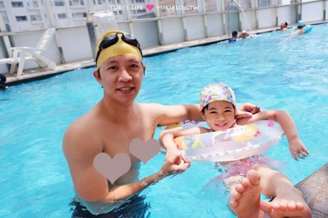 新竹住宿飯店【新竹老爺大酒店】夏天玩水、玻璃屋室內游泳池、CP值不錯、房間新