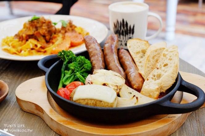 台北新亮點【農人餐桌】真食物好味道×質感與美味兼顧不只是親子餐廳@捷運中正紀念堂
