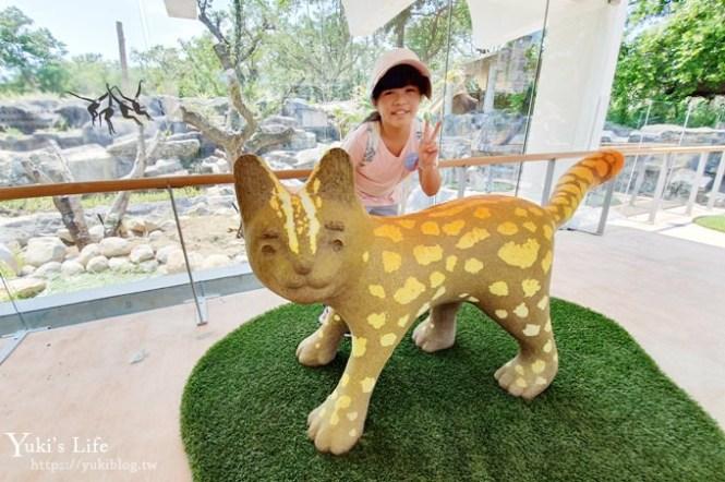 親子景點【新竹市立動物園】河馬樂樂新家搶先看×預計年底開放