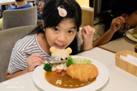 台北東區美食【拉拉熊咖啡廳】森林主題風超可愛!主題餐也好吃、網路訂位很方便